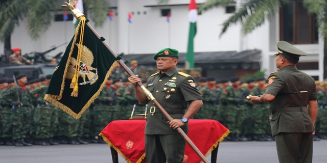 General Gatot Nurmantyo